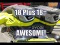 Ryobi One+ Brushless (18v X2) 36 Volt 10