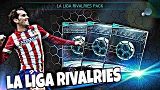 FIFA MOBILE 18 : LA LIGA RIVALRIES PACK OPENING AND MY THOUGHTS + TIPS !!