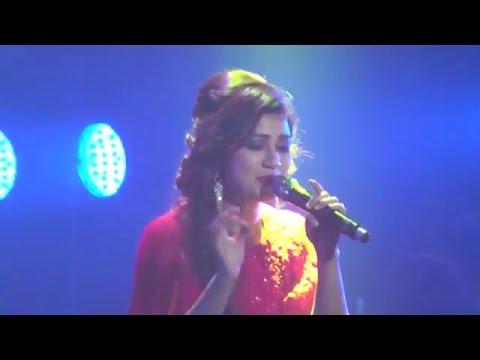NL-2016] Shreya Ghoshal | Mein Tenu...
