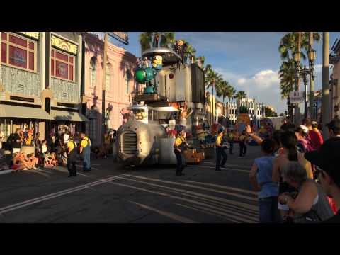 Universal Studios Florida - Universal's Superstar Parade