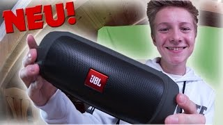 Neue MUSIKBOX - Unboxing (JBL Charge 2+)| Echtso