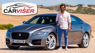 Jaguar XF 2.0D Test Sürüşü - Review (English subtitled)