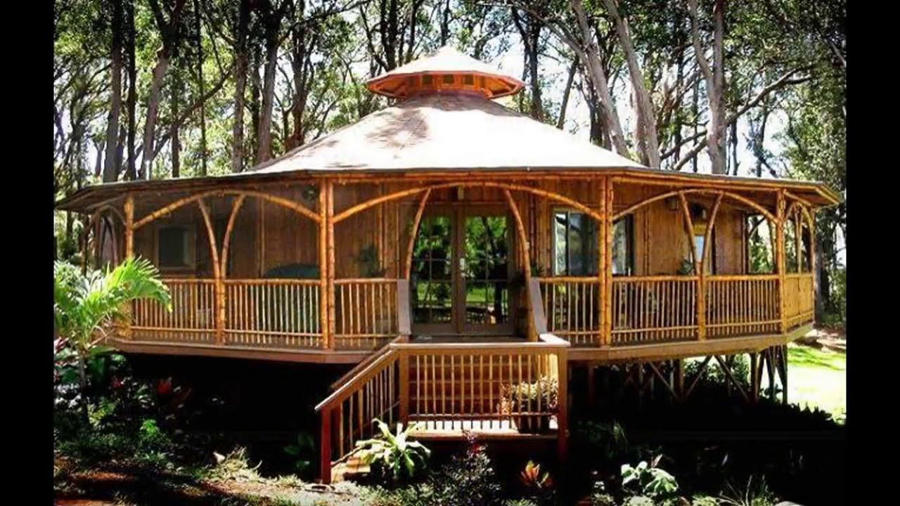 Bamboo Building Ideas