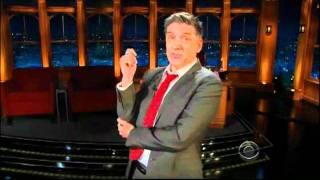 Craig Ferguson 1/17/12A Late Late Show beginning XD