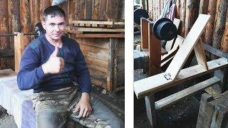 Артур, 32 года, Иркутская обл. Многоуровневая скамья своими руками за 40 минут