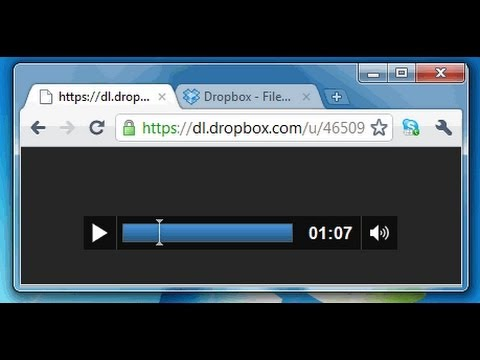 how to play audio with Google chrome