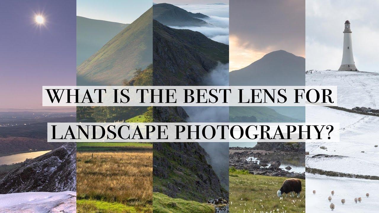 Best Lenses For Landscape Photography In 2020 Iceland P