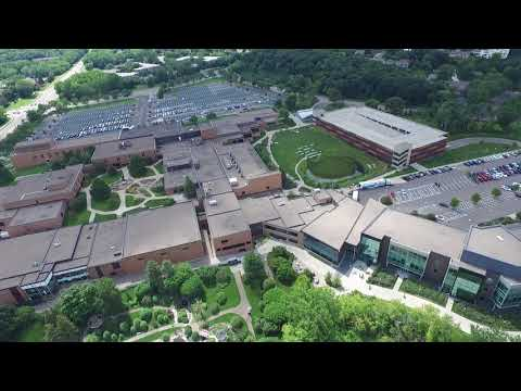 Normandale Community College (Bloomington, MN) Drone Footage