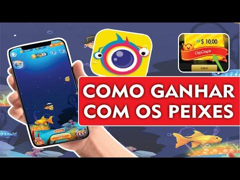 CLIPCLAPS - COMO GANHAR COM OS PEIXES   2020✔️