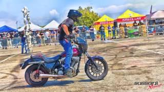 Bassani Xhaust Stunt Team at the FXR Show Sacramento, California