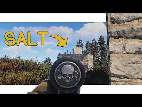 Rust - The Custom Counter Raid! (Solo) thumbnail