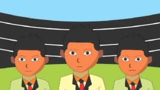 We are the champion Versi animasi 2D [ UKK SMKN 1 DLANGGU 2016 ]