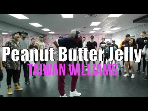 'Peanut Butter Jelly' T.I. Dance | Taiwan Williams Choreo |Aktualize