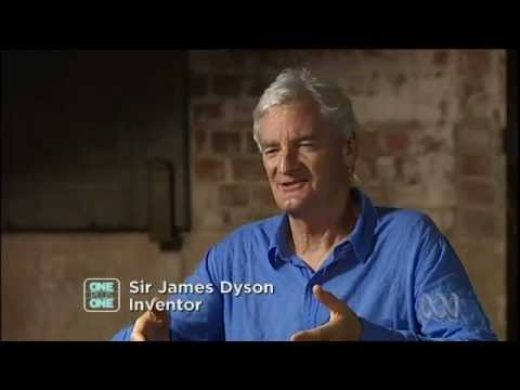 James Dyson on the Art of Invention (ABC News 24)