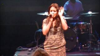Rachael Lampa- Blessed Live at Evangel in Kansas City, MO (May 1st, 2011) Press Play Tour