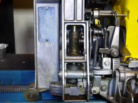 Seeburg 100 Selectomatic Clutch Adjustments