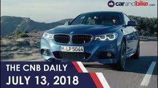 BMW 3-Series GT Sport, Mini Electric Car Sketches, Goodyear New Tyres