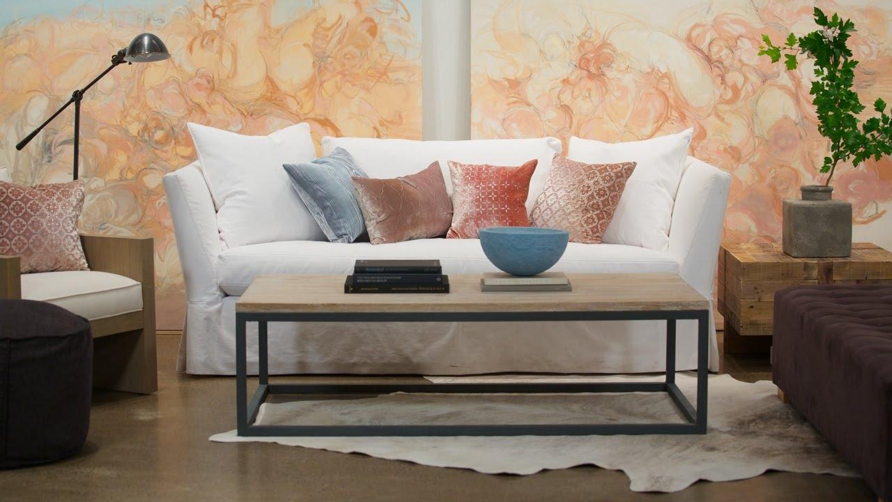 Interior Design — One Room, Six Ways - YouTube