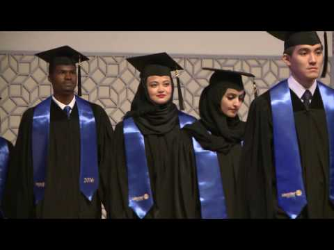 Masdar Institute Commencement 2016 - Full Ceremony