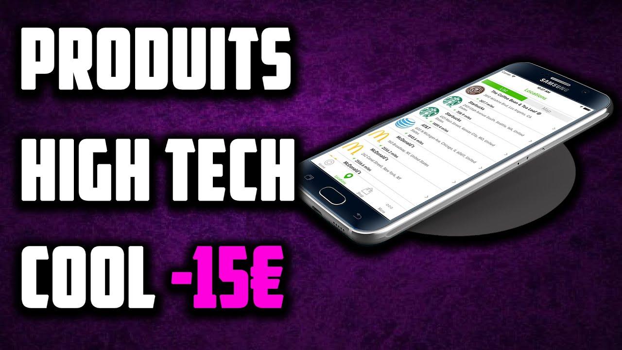 Top 5 des produits high tech pas cher a moins de 15 euros mars 2016 youtube - Cadeau moins de 15 euros ...