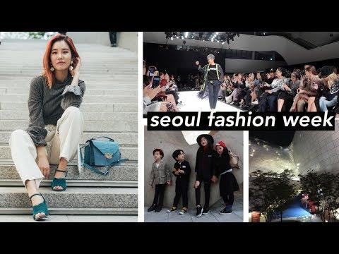 Stylish Kids at Seoul Fashion Week 😍