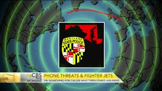 CBS: FBI Searching for Caller Who Threatened Several Airliners