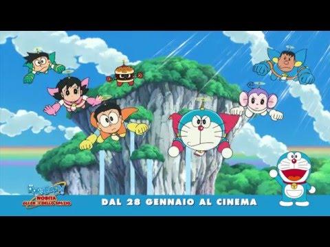 Giochi Preziosi - Doraemon, spot TV di: Nobita e gli Eroi dello Spazio