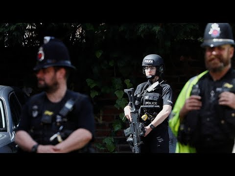 'Imminent threat' of terror attack as UK cops search for 'network'