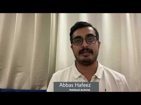 Media Reporting On Markaz Nizamuddin Exposed By Abbas Hafeez