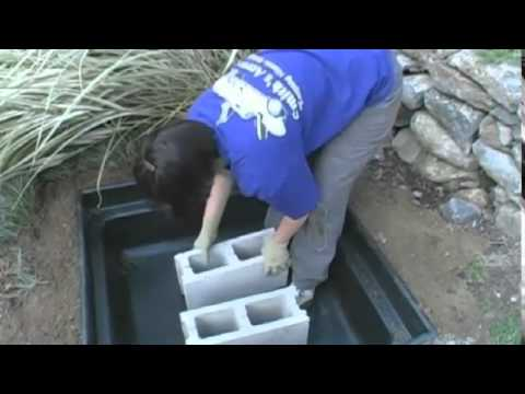 Video Cara Membuat Taman Air Mancur Youtube