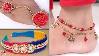 10 DIY fancy Jewellery Making Idea !!!