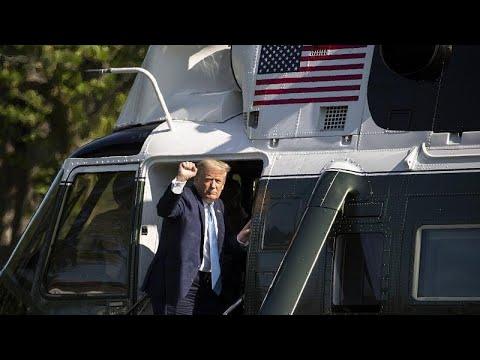 """Обама и Трамп: """"Высокие отношения"""""""
