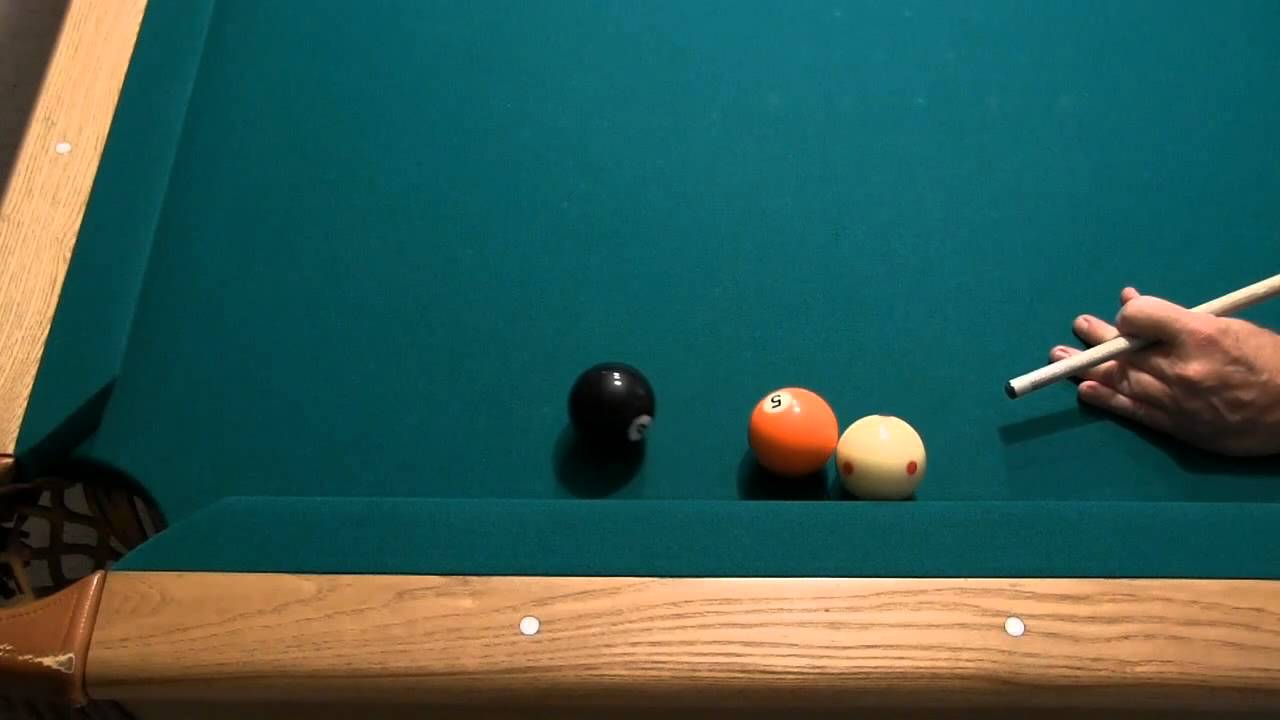 How to tie up balls