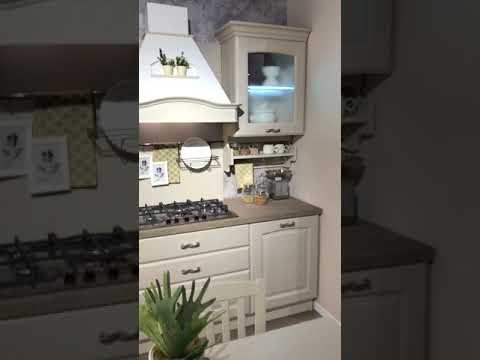 Cucina Classica Olimpia di MobilTuri - YouTube