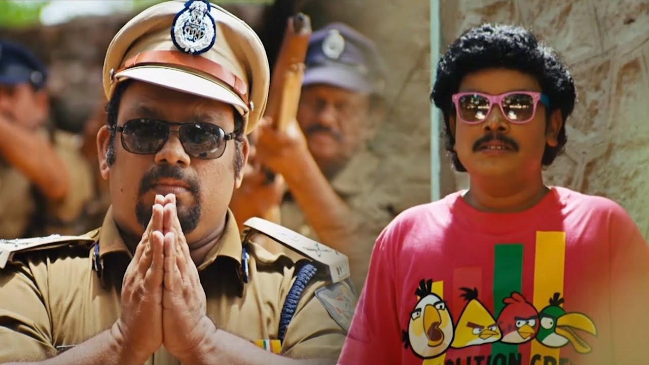 Sampoornesh Babu And Kathi Mahesh Comedy Scene | Telugu Comedy Scenes | Kiraak Videos
