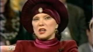Людмила Гурченко в ток-шоу