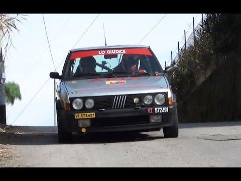 1° Loopshow delle Valli Joniche / N. Mirabile - G. Crimi / Fiat Ritmo 130 Abarth