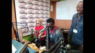 Gidi, Jambo Fans Bash Willy Paul