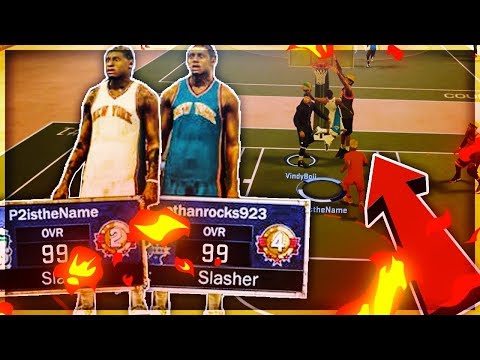 2 MIDGET NATE ROBINSONS RUN THE PARK! 😳  OFFICIALLY RETIRING NATE ROBINSON ON NBA 2K17