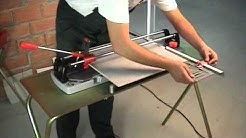 Tilers Online Rubi TR 600 S 60cm Tile Cutter