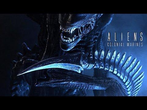 Aliens Colonial Marines #1 Пройти игру из за любви к серии