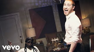 Mike Posner - Bow Chicka Wow Wow ft. Lil Wayne (Official Music Video)