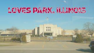 Rockford Suburbia Loves Park  Llinois 5k.