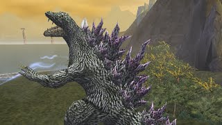 First 30 Minutes: Godzilla Unleashed [PS2/WII]