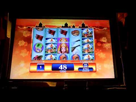 St Petersburg slot machine bonus win