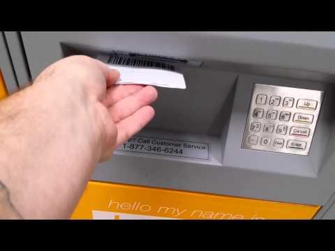 Unboxing - Amazon Locker