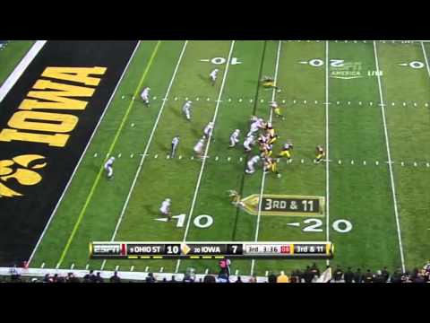 Riley Reiff NFL Draft Analysis - 2010 Season