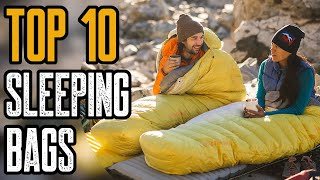 Top 10 Best Slęeping Bags for Camping & Backpacking