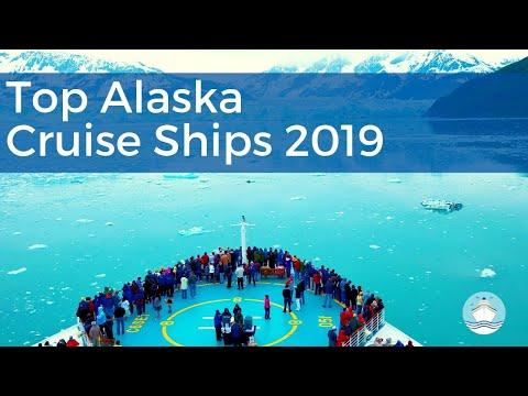 Top Alaska Cruise Ships Of 2019