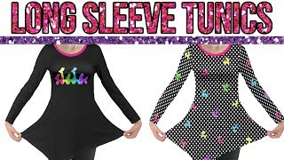 The new long sleeve tunics from CowCow have arrived and I couldn't ...